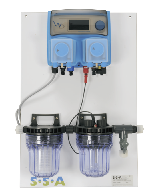 EMEC MICROPOOL Kompaktanlage pH-Redox
