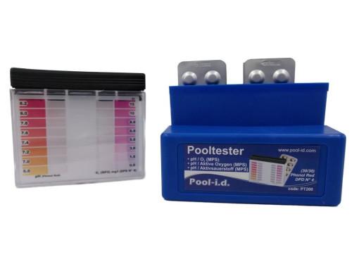Wassertester PT200 für pH und Sauerstoff