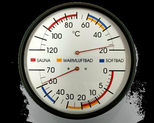 Thermo-Hygrometer/ Klimamesser 6277