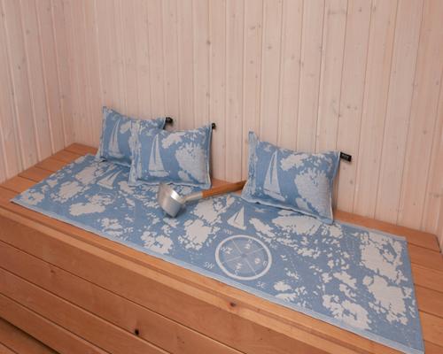 Sauna Sitzunterlage Saaristo
