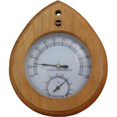 Hygro-Thermometer, Klimamesser