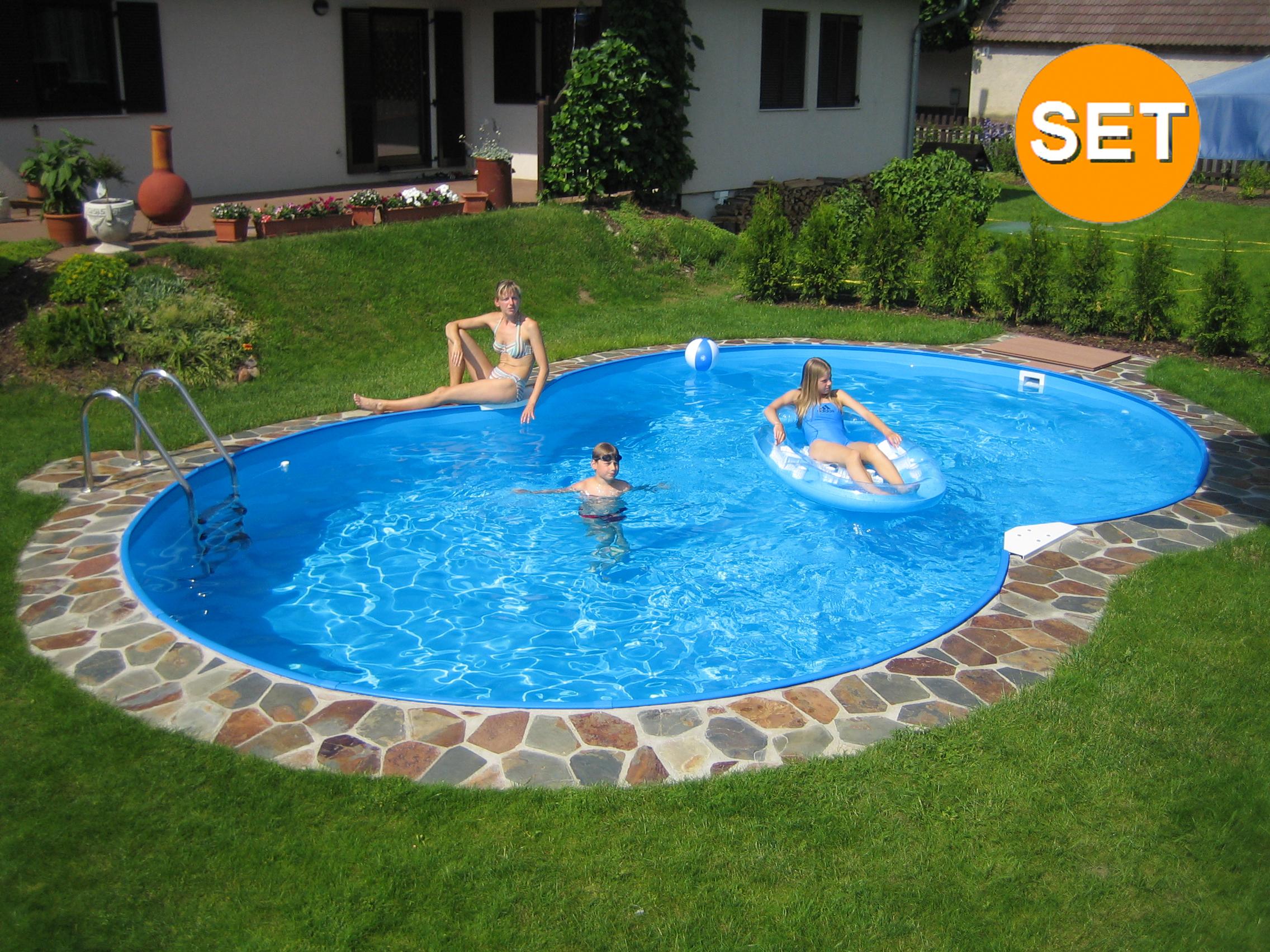 Beeindruckend Eingebauter Pool Das Beste Von